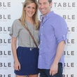 News, Table Restaurant opening, Courtney Zubowski and Dr. Eric Haas, May 2014