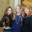 1 Ashley Appling, from left, Holly Smith and Gracie Cavnar at the RFS Blue Plate Special Cafe November 2013