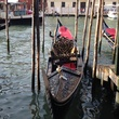 Jane Howze Italy trip Venice October 2014 Who doesn't love a gondola?