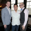 Steven Lindsey, Rod Orta, Julian Leaver, Dallas Symphony, Kickoff After Party