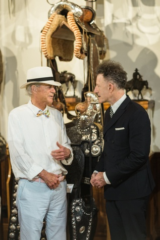 The Bryan Museum dinner, 9/16, J.P. Bryan, Lyle Lovett