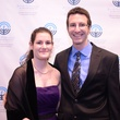 1698 Ilyse Kornblau and Andrew Hagen at the Jewish Federation Young Adult Casino Night February 2014