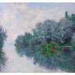 MFAH Claude Monet May 2014 - The Seine at Giverny