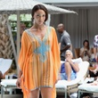 Nanette Lepore coverup Mercedes-Benz Fashion Week Swim July 2013