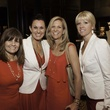 Kelly Baker, from left, Laurie Meredith, Pam Allen and Susan Ferrari at the Go Red For Women luncheon May 2014