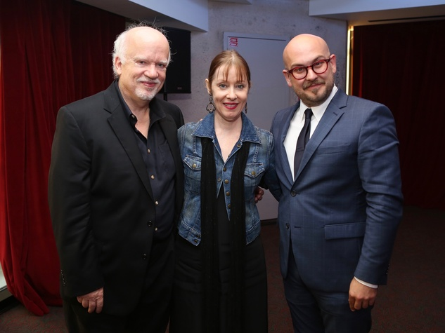 Alley Season Opener_Aug. 2016, Gregory Boyd, Suzanne Vega, Rob Askins