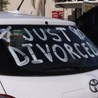 just divorced car