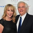 Hershey Grace and John Moritz at the Holly Rose Ribbon Foundation Day dinner September 2014