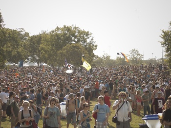 Austin Photo Set: ACL Day 1_September 2011_crowd