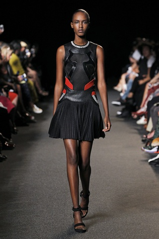 Alexander Wang spring 2015 collection look 22