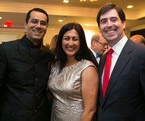 Houston, Opera in the Heights gala, May 2015, Ashish and Sameera Mahendru, Tim McConn