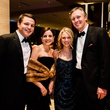 Kris Arviso, Lindsey Arviso, Katy Miller, Kyle Miller at Crystal Charity Ball 2013