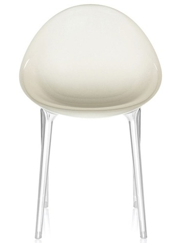 Six Kartell chair