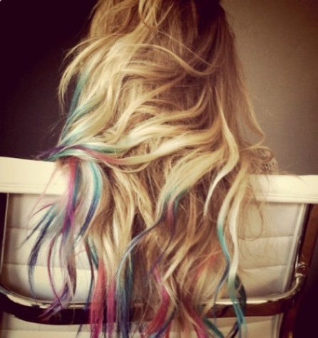 News_Lauren Conrad dip dye_August 2011