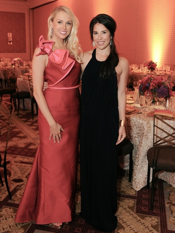 Shelby Goff, Meredith Perry, Echelon Gala