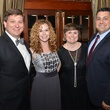Eric Larson, from left, Melissa McCrimmon and Becky and Stephen Tobin at the Houston Chamber Choir Gala April 2014