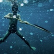 Sea gypsy spearfishing by photographer Austin Mann