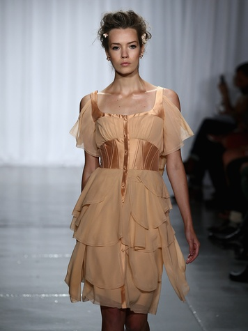 Fashion Week spring summer 2014 6 Zac Posen