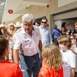 Jay Leno at COTA in Austin 2435