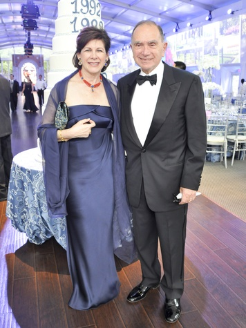 003, Rice University Centennial gala, October 2012, Francoise Djerejian, Edward Djerejian