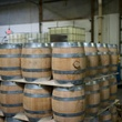 7 Yellow Rose Distilling September 2014 barrels