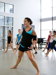 Austin photo: News_National Dance Day_Instructor