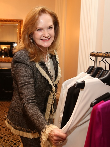 90, Saks Fifth Avenue Donna Karan Ambassadors party, November 2012, Sandy Barrett