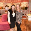 1 Jessica Ogden, left, and Larissa Linton at the Elaine Turner BLVD Place Grand Opening Party December 2014