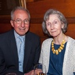 Morris Gelb and Zofia Posmysz HGO The Passenger party in NYC July 2014