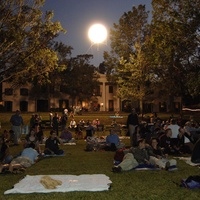 Opera Under the Stars at Bayou Bend