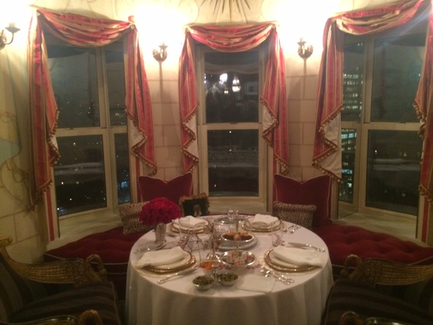 Eloise room at Tommy Hilfiger and Dee Ocleppo Plaza apartment