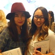 Cris Zaragoza (My Fashion Juice), Stephanie Drenka (Geek Glam, Lucky Magazine Contributor), nicky hilton book signing belk