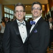 5 Carl Josehart, left, and Sam Jacobson at Memorial Hermann Gala April 2014