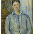 News_Joseph Campana_Gary Tinterow interview_May 2012_Paul Cézanne_Madame Cezanne in Blue