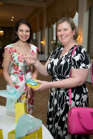 Heroes and Handbags 4/16, Megan Stewart, Laura Liang