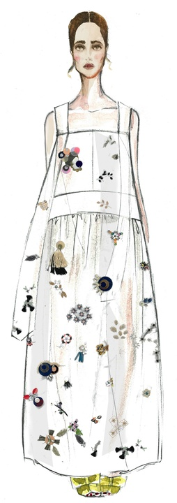 Suno inspiration sketch spring 2017