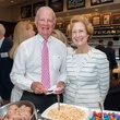 14 James A. Baker III and Susan Baker at the Houston Texans Owner's Suite party at NRG Stadium September 2014