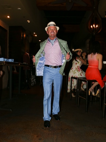 Austin Influential Group Derby Day at Ten Oak Ross Bennett Collection