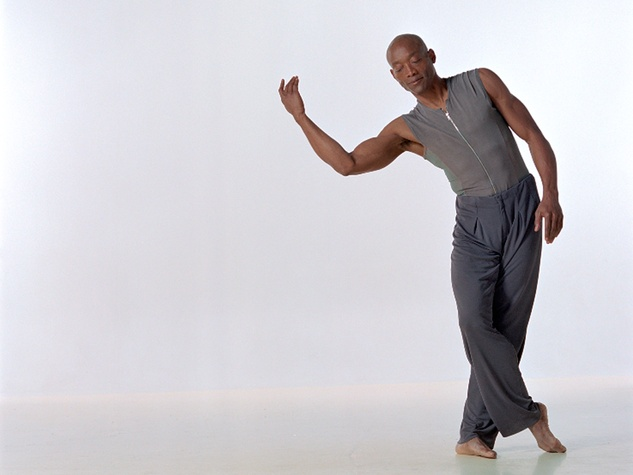 Bill T. Jones choreographer dancer