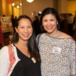 Janae Tsai, left, and Kristy Bradshaw at the PALS event June 2014