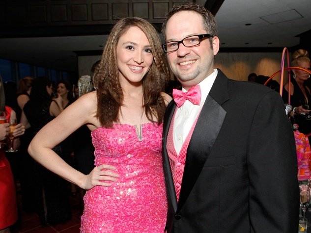 163 Anna and Kurt Autin at the STAGES Xanadu Gala April 2014