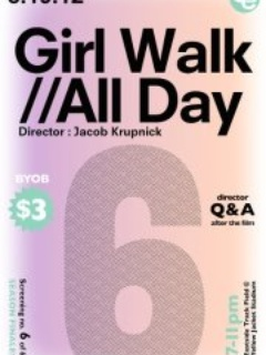 Austin photo: Events_Girl Walk All Day_Poster