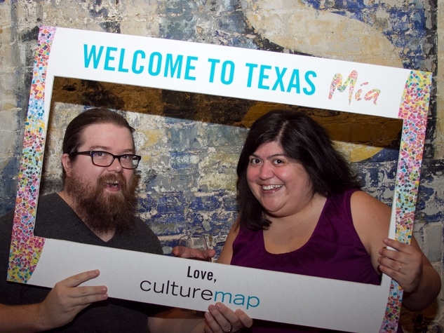 CultureMap Presents Meet Mia Wine James Hall Lorena Lopez