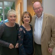 8 Karen Cook, from left, Pam Horton and Simon Phillips at Musiqa's Spring Benefit May 2014