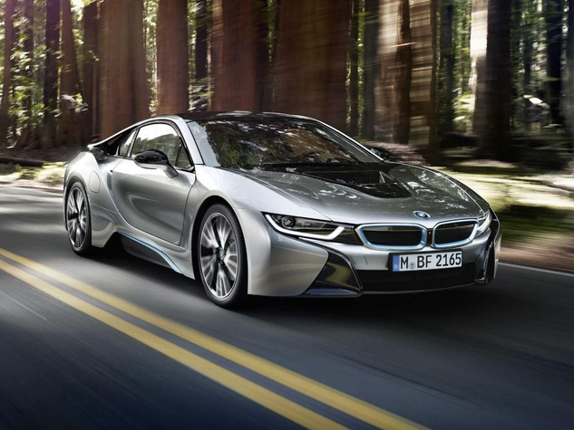 Best New Design BMW iSeries are no concept cars  the futures