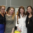 12 Lauren Dupuis, from left, Renee Dupre, Kara Batey and Sara Connell at WOW with Kendra Scott October 2014