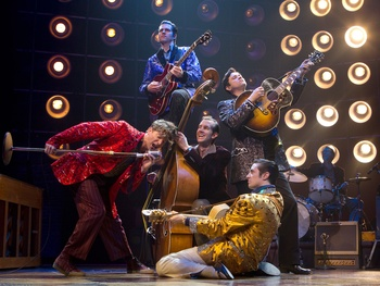News_Gexa Energy Broadway_Million Dollar Quartet