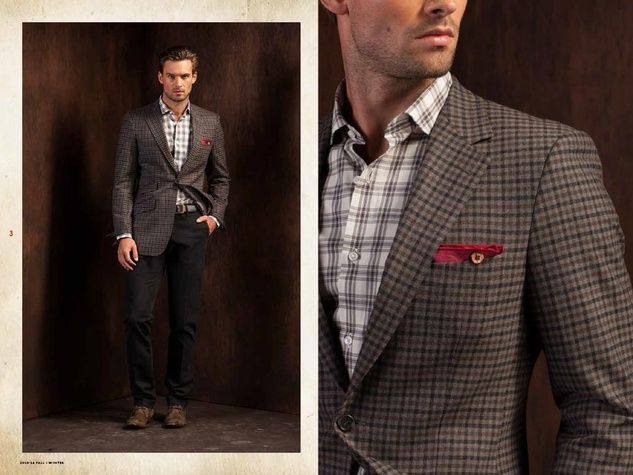 Rye 51 Fall 2014 suiting