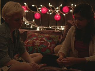 "Still from ""I Was a Teenage Girl"""
