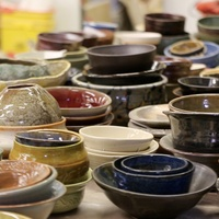 Empty Bowls Houston 2014
